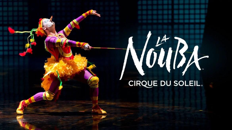 Special performances this Sunday at La Nouba by Cirque du Soleil