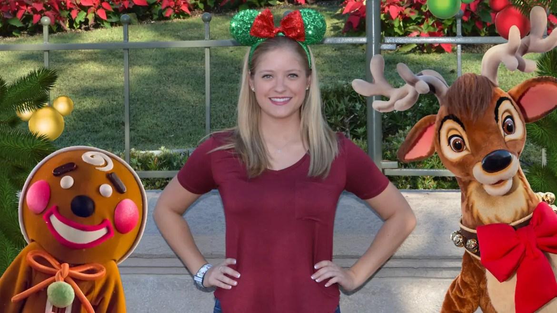 Holiday Magic Shots available at Walt Disney World Resort