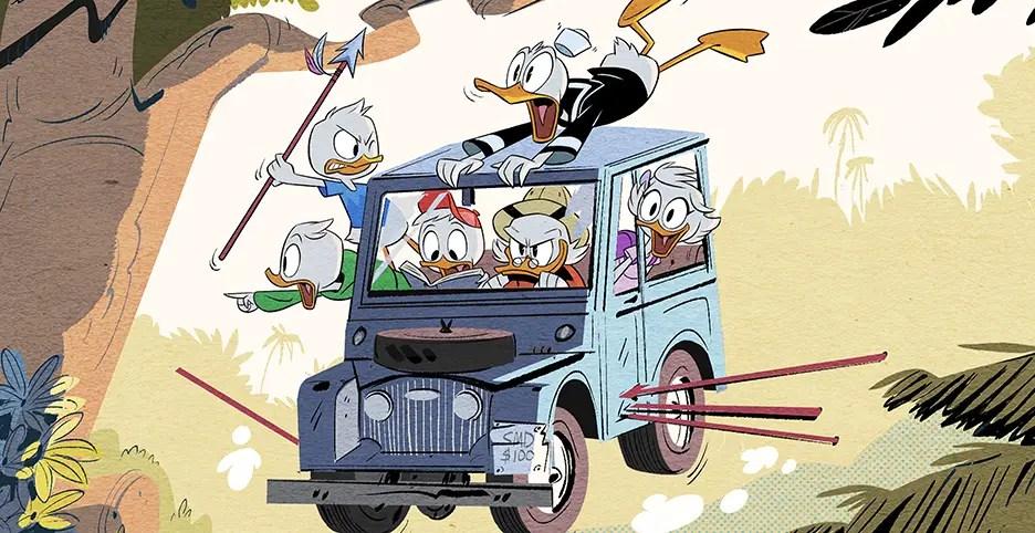 DuckTales Officially Announces It's Cast