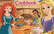 Cook like Royalty with the Disney Princess Cookbook