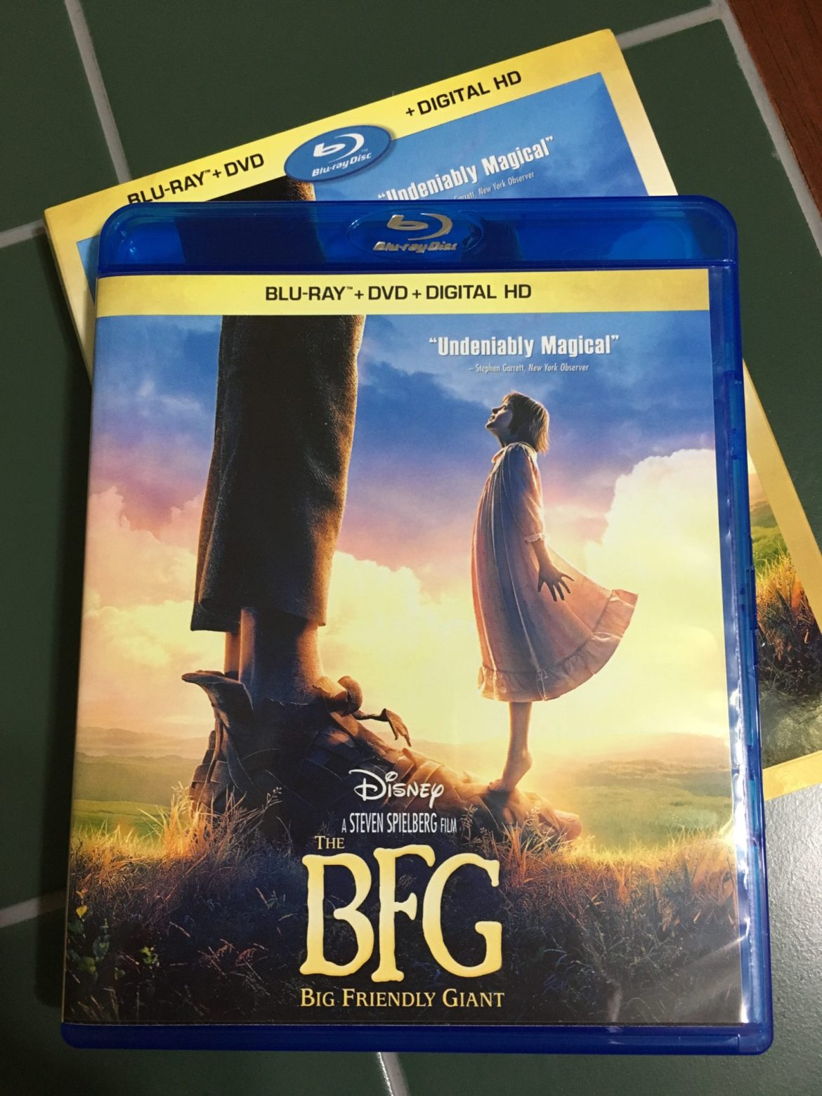 """The BFG"" – Blu-Ray Review"