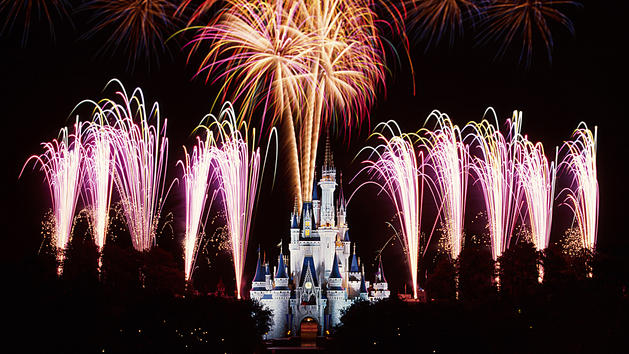 Disney World Releases Details of New Year's Weekend Entertainment