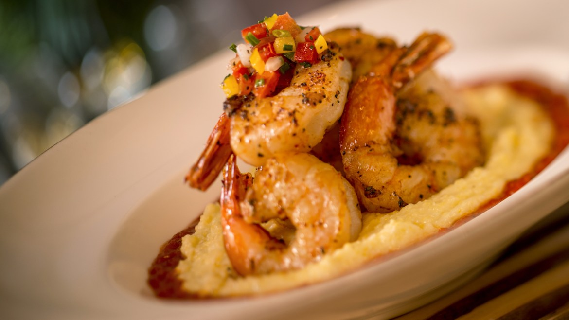 Disney's Vero Beach Offers new Menu Items with a Focus on Local Seafood