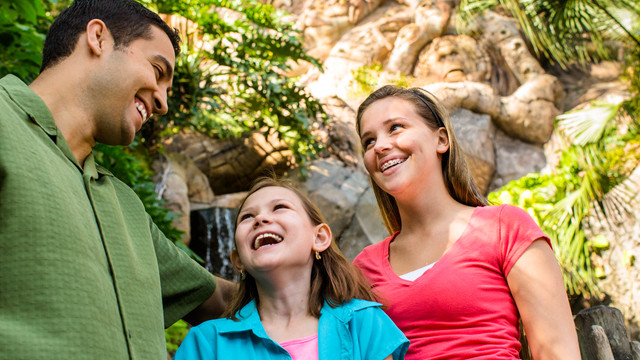 Animal Kingdom Discovery Island Trails Re-Open