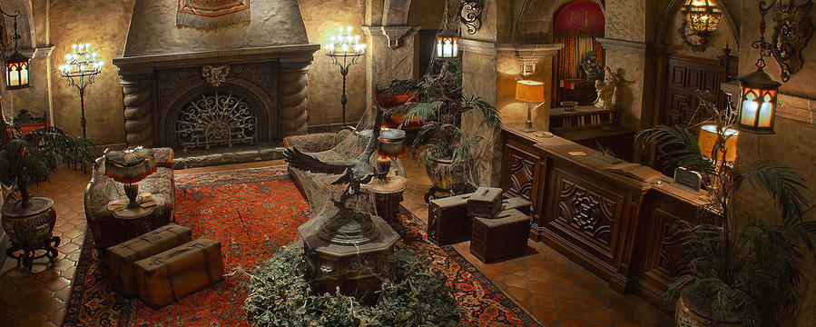 Twilight Zone Tower of Terror-13th Hour Dessert Party on January 1st at Disney California Adventure