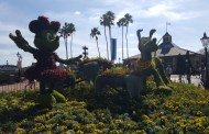 Top 5 reasons why we love the Epcot Flower & Garden Festival