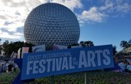 Epcot International Festival of the Arts Presents Fun & Artistic Foods At World Showcase Food Kiosks