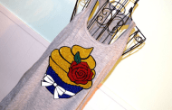 It's a Snack, it's a Princess, It's a Belle Inspired Cupcake Tank