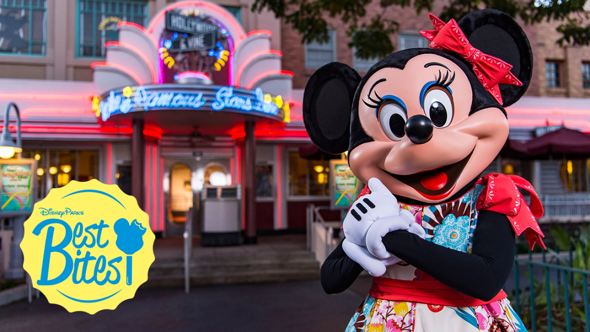 New Food and Expanded Dining Experiences Offered at Walt Disney World Resort
