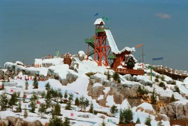 Blizzard Beach Closing For Annual Refurbishment