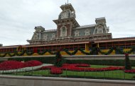 How long is Disney keeping their Christmas Decorations up for?