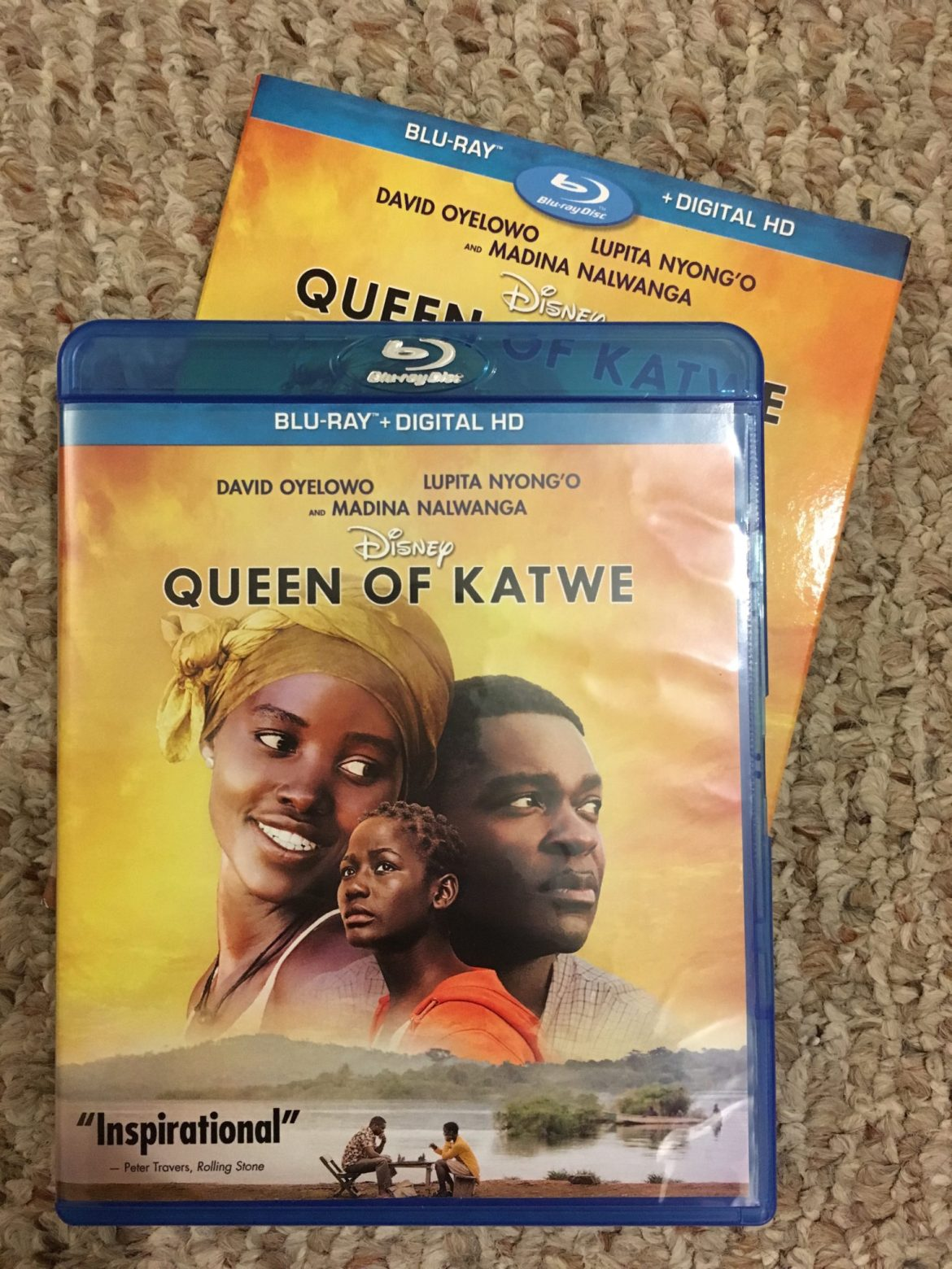 """""""Queen Of Katwe"""" Bluray Review"""