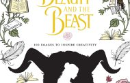 New Cover art for Disney Art of Coloring Beauty and the Beast