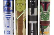 Stay Charged with the Force using Star Wars Power Banks