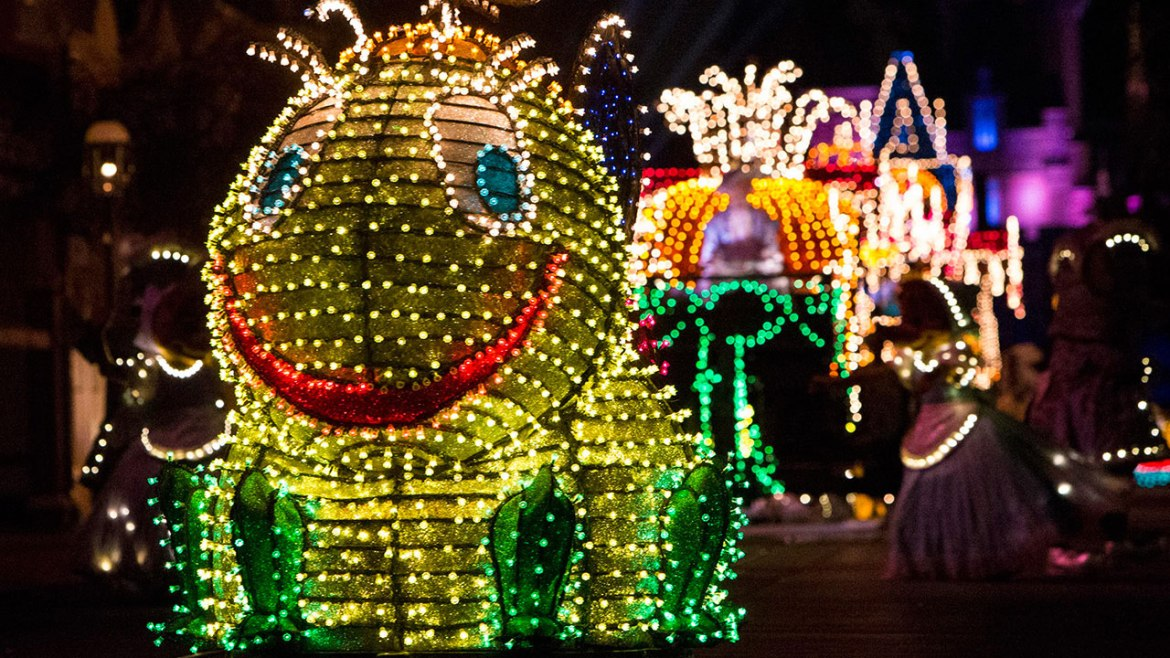 Main Street Electrical Parade Begins Limited-Time Run at Disneyland Park