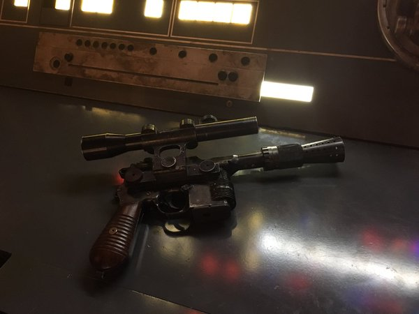 Production Officially Begins On Han Solo Movie