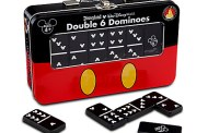 Play for Keeps with this Fun Mickey Mouse Dominoes Set