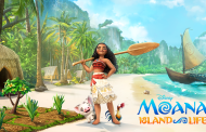 Moana Island Life Game Launches For Mobile Devices