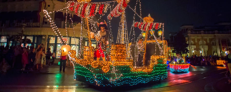 Enter the Main Street Electrical Parade Premiere Event Sweepstakes for a Chance to Win Two Tickets