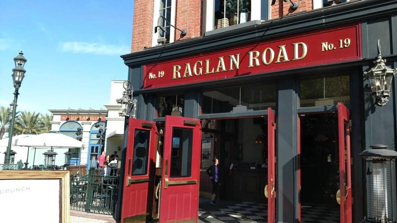 Mighty St. Patrick's Day Festival at Raglan Road Irish Pub