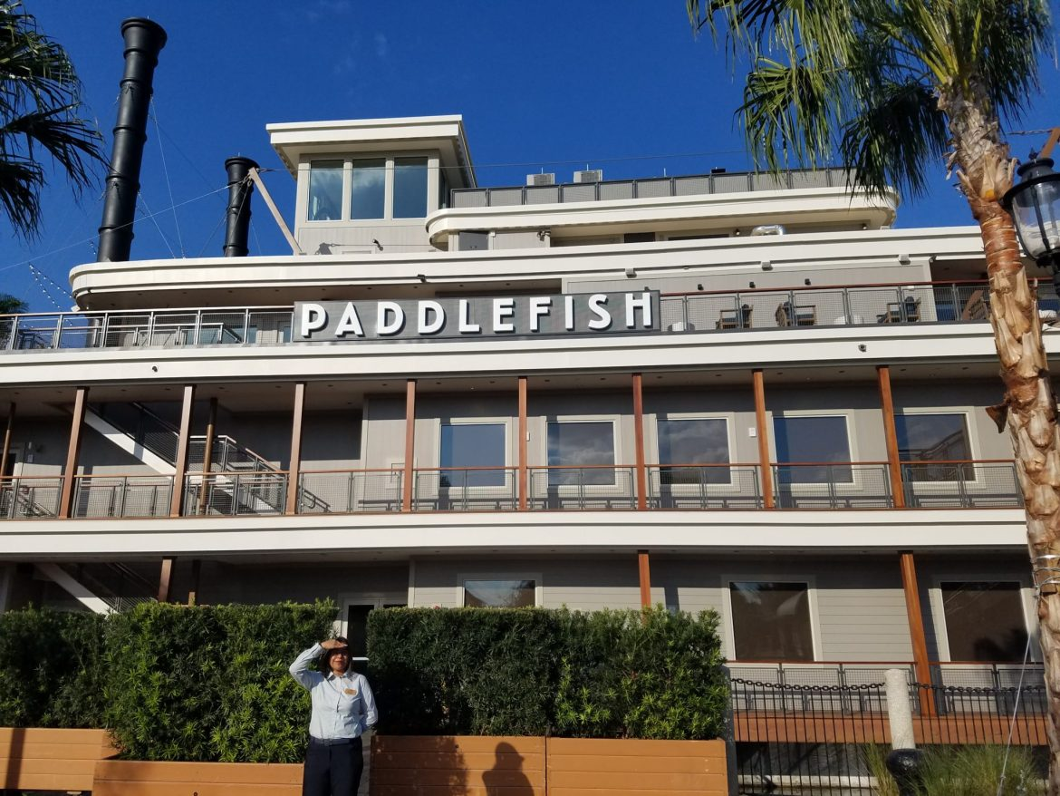 Paddlefish Disney Springs Review and Photo Tour