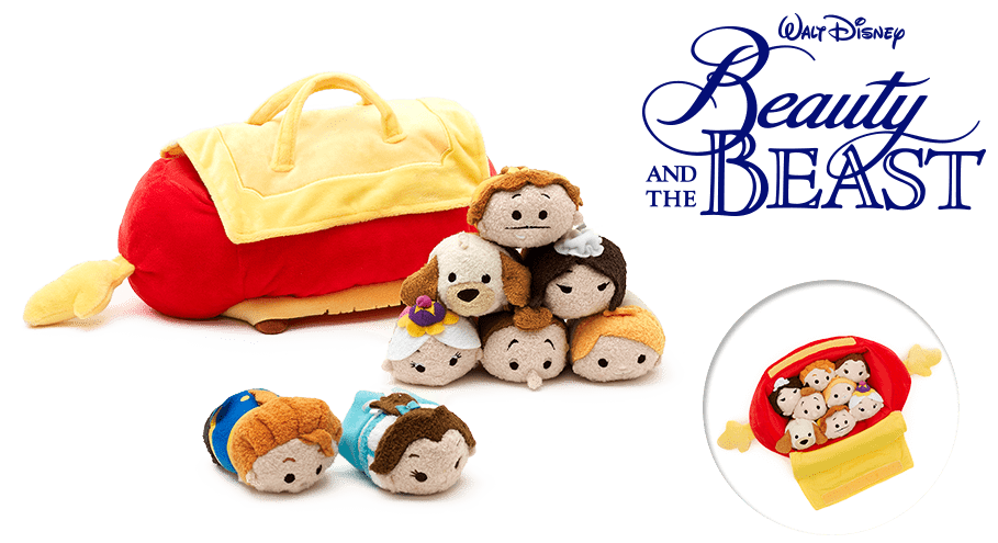 First Look at New March Tsum Tsum Tuesday Collections