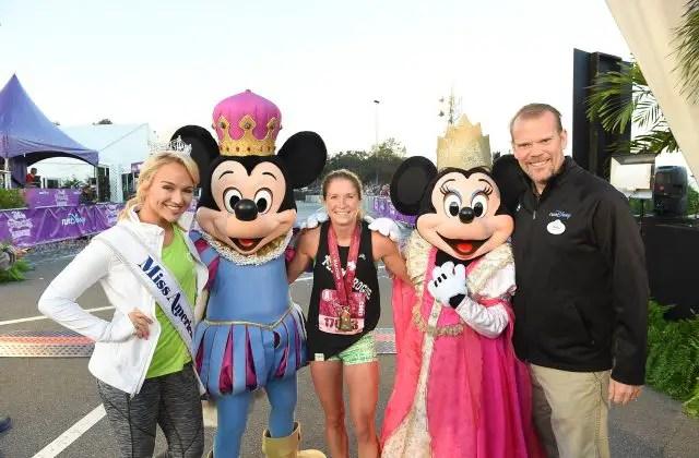 Kaitlyn Johnson Wins Emotional Disney Princess Half Marathon