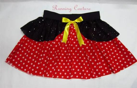 Run Like a Princess with Disney Inspired Running Skirts