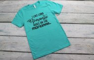 Disney Inspired Tees with Clever Quotes and Phrases