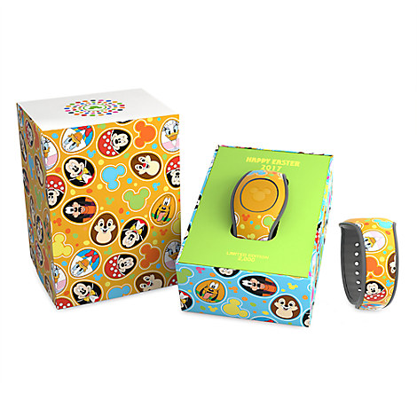 New Mickey Mouse and Friends Limited Edition Easter MagicBand 2