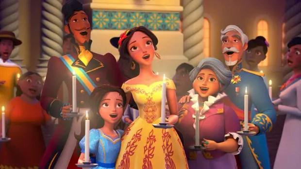 "Disney Channel Orders Third Season of ""Elena Of Avalor"""