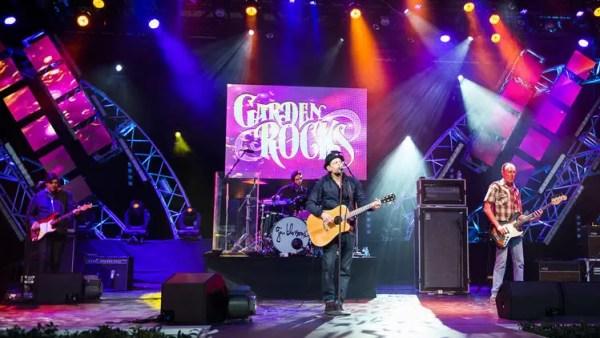 The 2019 Garden Rocks Concert Series Lineup has been Released!