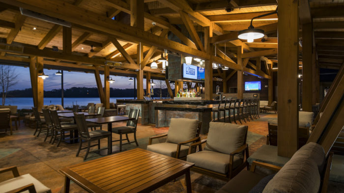 Geyser Point Bar & Grill at the Wilderness Lodge to Open February 13th