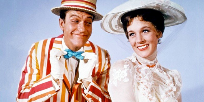 "Dick Van Dyke's Character Revealed For ""Mary Poppins Returns"""