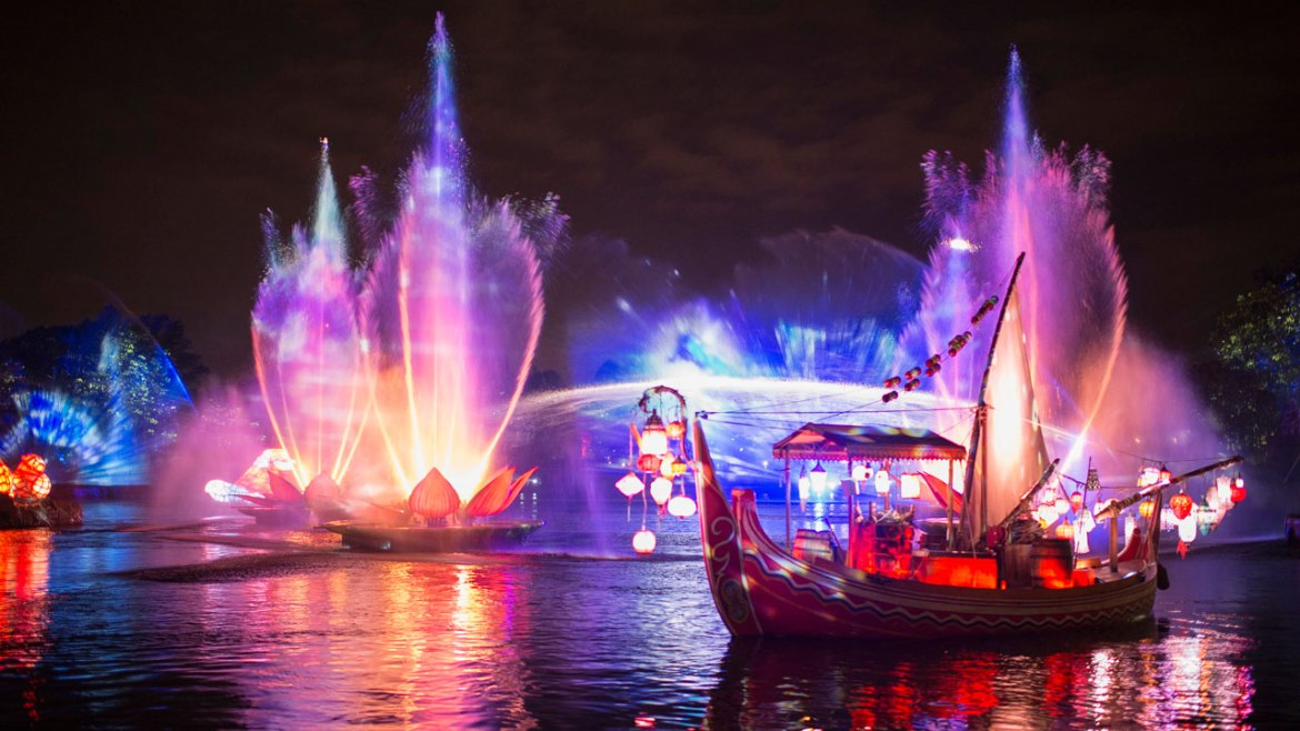 Rivers of Light at Animal Kingdom to Have Soft Opening Tonight