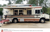 Camping Themed RV Food Truck Spotted at Fort Wilderness