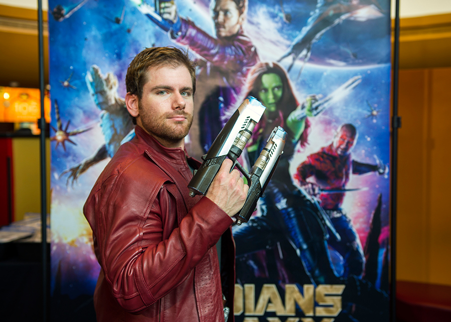 Star Lord Look-Alike Character Auditions Being Held at Walt Disney World Resort