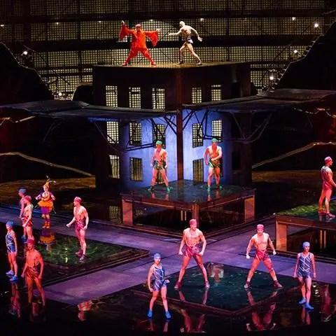 La Nouba by Cirque du Soleil Announces New Florida Resident Family Pack Offer