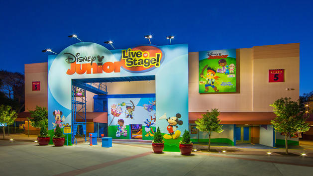 Disney Jr. Live on Stage at Disney California Adventure Park to Close