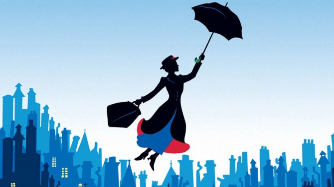 "Production Has Started On ""Mary Poppins Returns"""