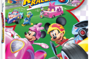 Mickey and The Roadster Racers Coming to DVD on March 7th