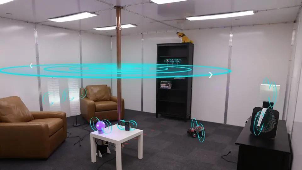 Disney scientists develop new wireless charging technology