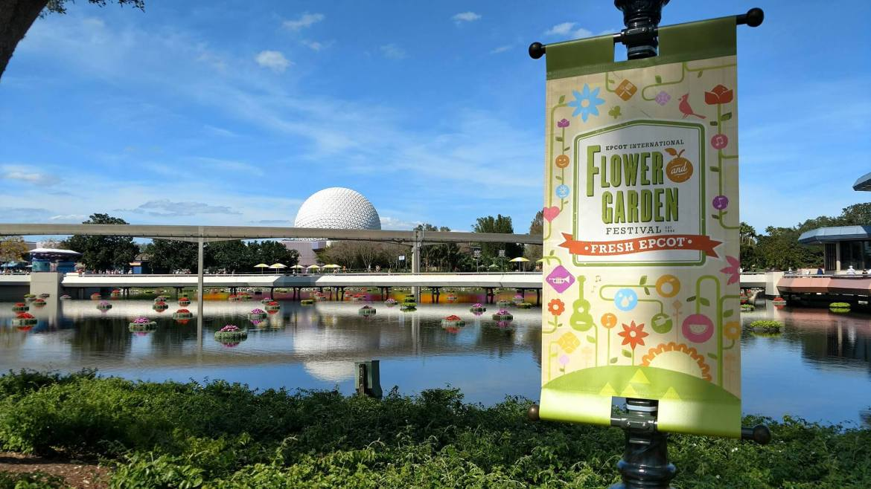 2017 Epcot Flower and Garden Amazing Topiaries
