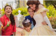 Join in the 'Beauty and the Beast' Magic at Disney Parks and Resorts
