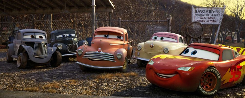"Meet The NASCAR Legends That Inspired New Characters In ""Cars 3"""