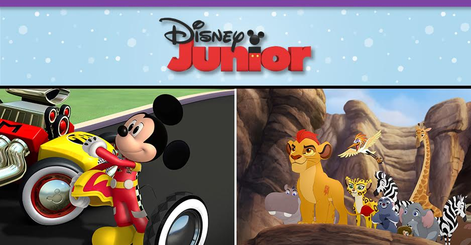 Disney Junior Orders Additional Seasons of 'Mickey and the Roadster Racers' and 'The Lion Guard'