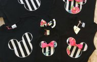 Stylish Disney Inspired Tees for the Whole Family
