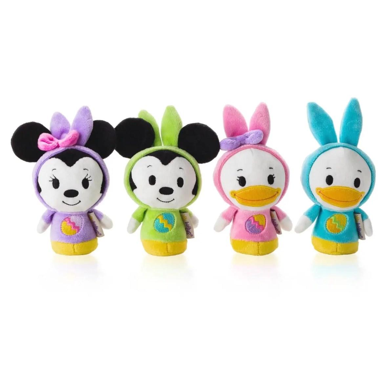 Beautiful Hallmark Itty Bittys Disney Easter Collector Set