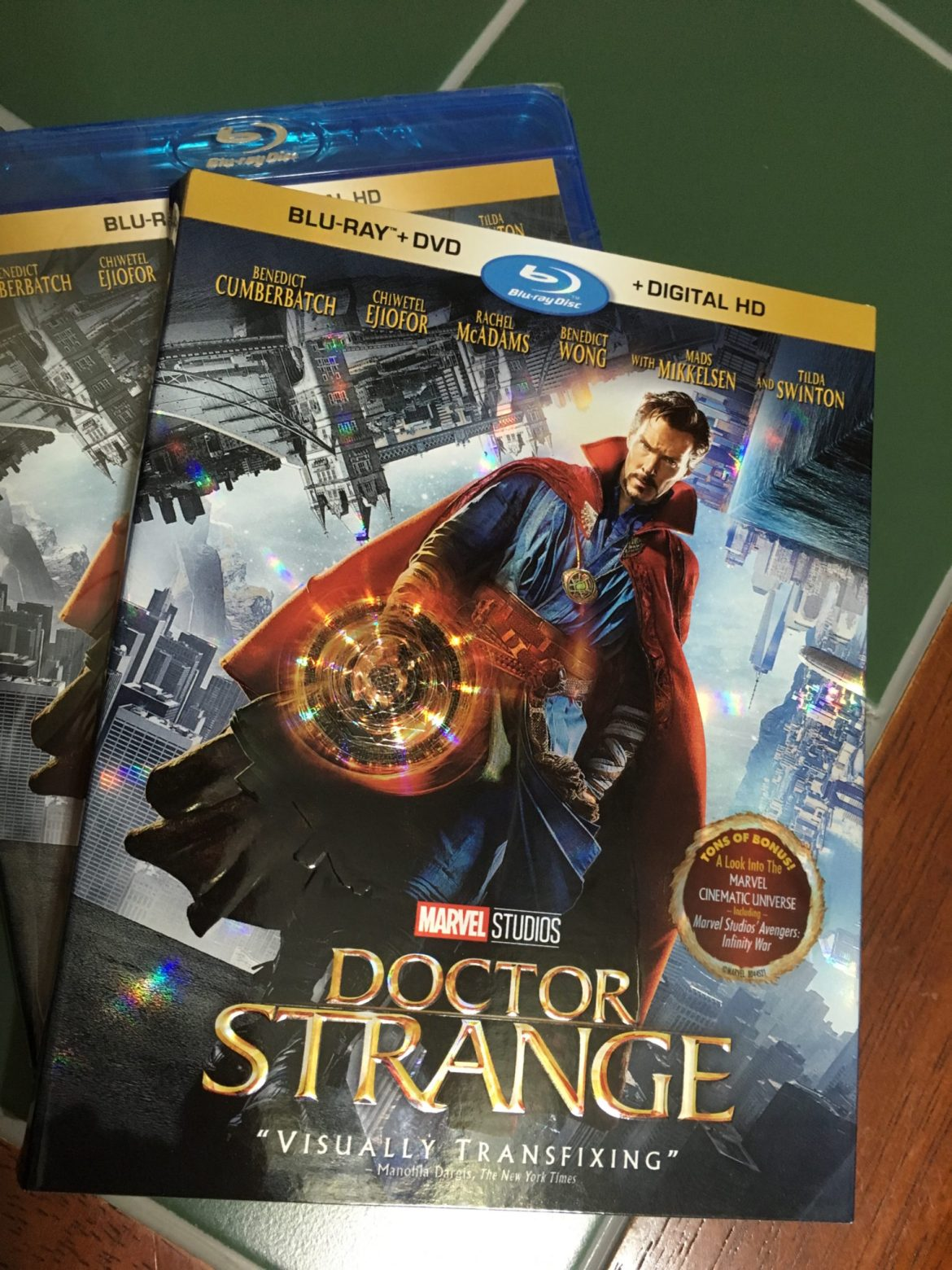 "Take a Journey into the Arcane with the ""Doctor Strange"" Blu-Ray Review"
