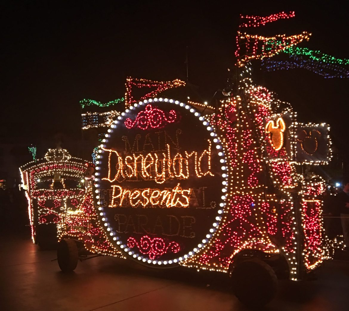 Watch a Live Stream of Main Street Electrical Parade at Disneyland Park on March 7